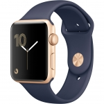 Часы Apple Watch Series 1 42mm with Midnight Blue Sport Band