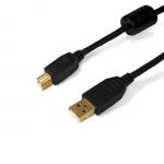 Интерфейсный кабель A-B SHIP SH7013-3B Hi-Speed USB 2.0