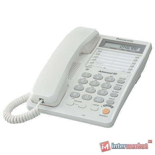 Телефон Panasonic KX-TS2365, White