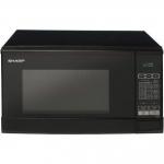 Микроволновая печь Sharp R2300RK соло, black /