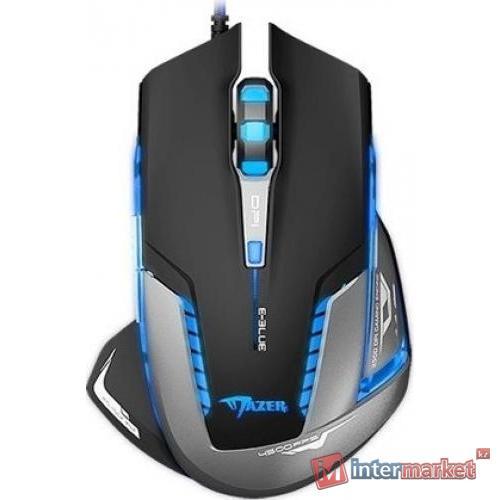 Мышь E-Blue, Mazer PRO EMS600BK