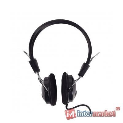 Наушники X-Game XH-626 Микрофон, Чёрный, Тип крепления: Дуговые
