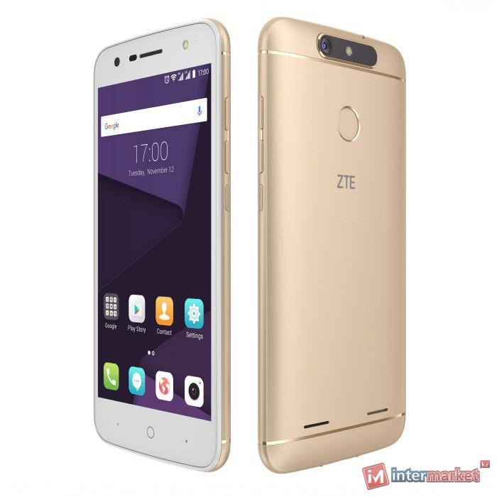 Смартфон ZTE v8 lite 16GB/2GB/Gold